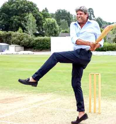 Cricketer-Kapil-Dev