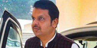 Devendra Fadnavis Corona positive
