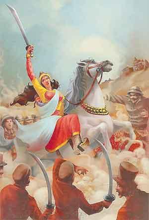Jhansi-ki-Rani