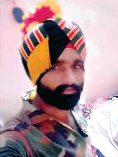 Lance Naik Karnail Singh martyred in ceasefire violation by Pakistan - Sach Kahoon News