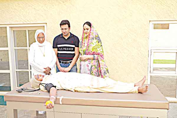 Dera followers donated blood on Parmarthi Diwas 2020 - Sach Kahoon News
