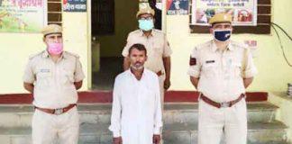 Priest murder in Karauli district