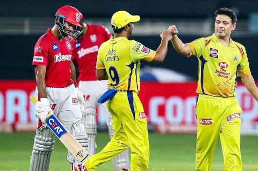 Punjab VS Chennai IPL
