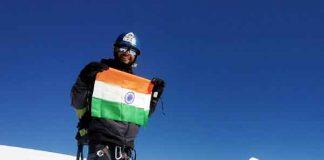 Varun Mehta Climber