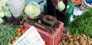 Vegetables Inflation