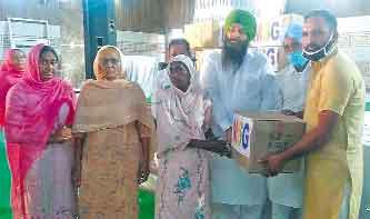 Vikramjit Singh Insa 45 Member Punjab