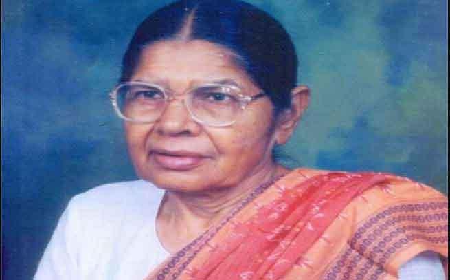 Senior Haryana Leader Chandravati