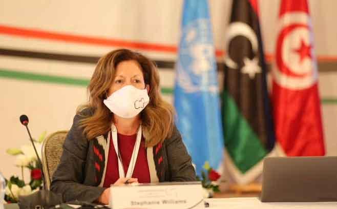 Political Dialogue in Libya