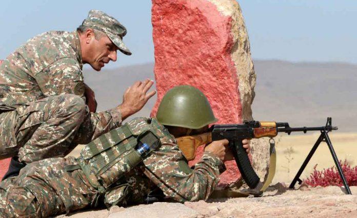 Nagorno Karabakh Ceasefire