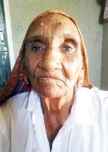 Naththi Devi Insan (90 years old) Nuhianwali, Sarsa.