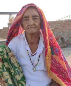 -Reshma Devi (95 years old) Pune, Maharashtra