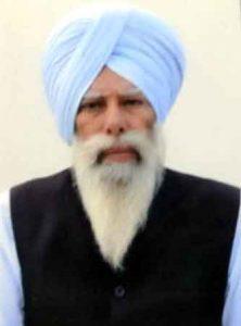 Sarwan Singh, Former Sarpanch, Village Pyar Nagar, Ellenabad.