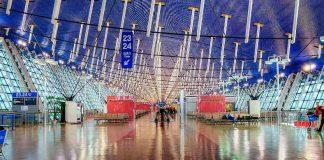 Shanghai Airport Closed