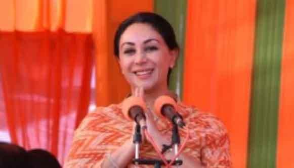 MP Diya Kumari