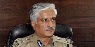 DGP Sumedh Singh Saini