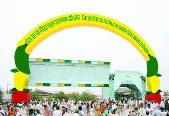 If you obey the words of Satguru, then there is no shortage Pujya Guru ji