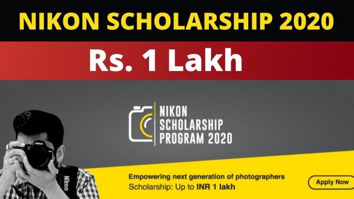 Nikon Scholarship Program