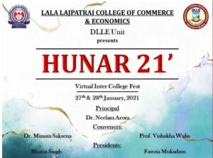 Hunar Fest by DLLE